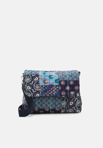 BOLS BORO JAPANESE VERA - Across body bag - blue