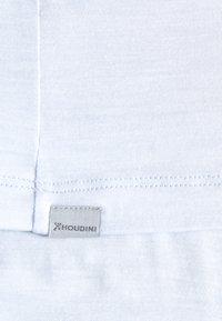 Houdini - TREE TEE - T-shirt basic - light blue - 2