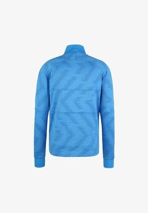 DRY STRKE TRK  - Giacca sportiva - lt photo blue / white