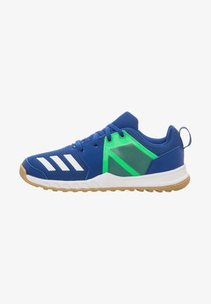FORTAGYM SHOES - Sports shoes - blue/light green