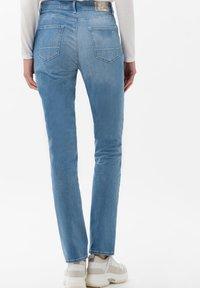 BRAX - STYLE CAROLA - Slim fit jeans - light blue - 2