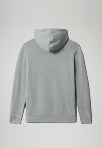 Napapijri - BURGEE SUMMER - Luvtröja - medium grey melange - 5