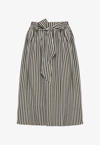 HALLHUBER - A-line skirt - fango - 3