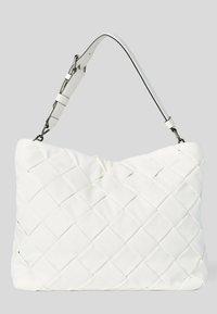 KARL LAGERFELD - Shopping Bag - white - 1