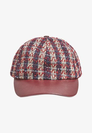 CESSILY TWEED - Casquette - grey/brown