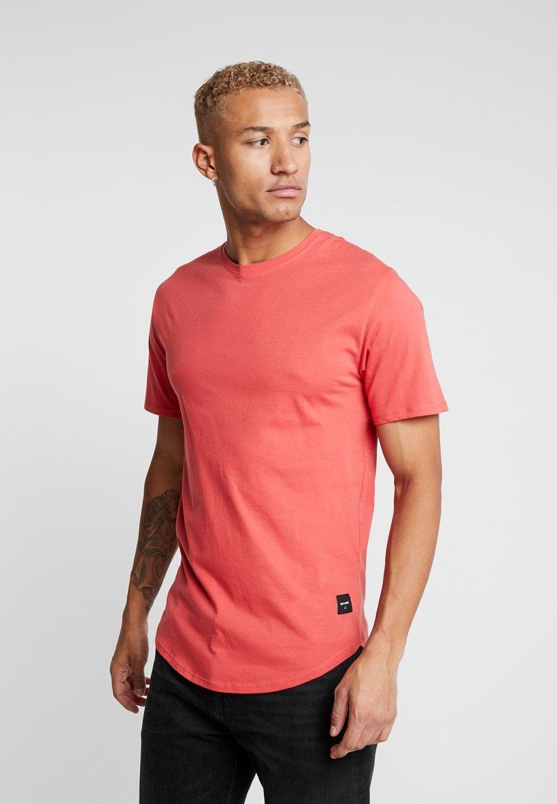 Only & Sons - ONSMATT - T-shirt - bas - cranberry