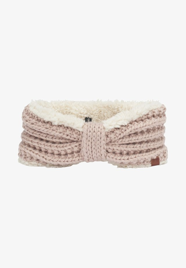 HEADBAND - Ear warmers - light pink
