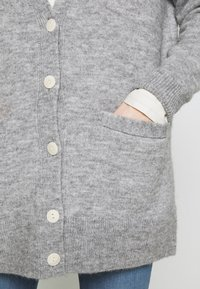 J.CREW - BOYFRIEND NEW - Cardigan - graphite - 6