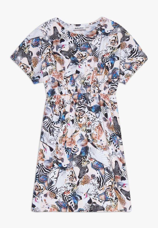 CHRISTA - Jersey dress - twister