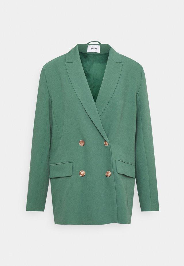 ENGARTNER  - Krátký kabát - blue spruce