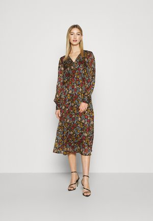 VIPADRIG MEDI DRESS - Maxi dress - black