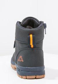 Kappa - CAMMY  - Hiking shoes - navy/orange - 3