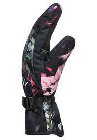 Roxy - Mittens - true black blooming party - 1