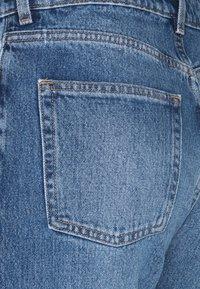 Monki - MOLUNA JEANS - Straight leg jeans - blue medium dusty - 5