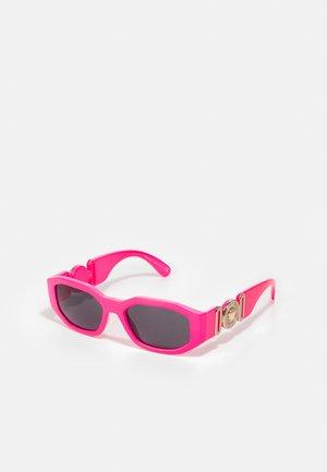 UNISEX - Sunglasses - fuxia fluo