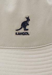Kangol - BUCKET UNISEX - Hattu - beige - 3