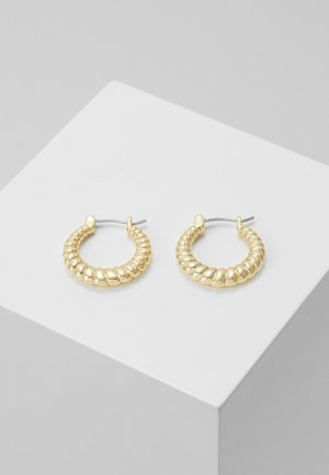 WAY ROUND EAR - Earrings - gold-coloured