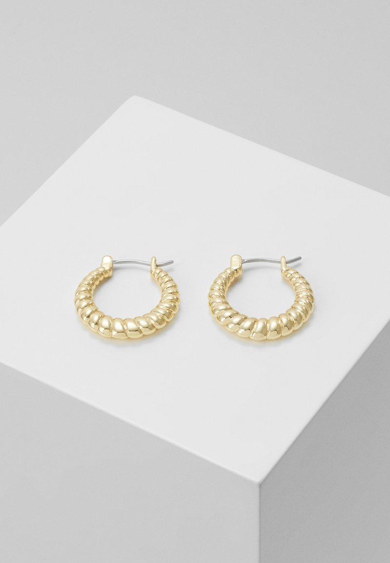 SNÖ of Sweden - WAY ROUND EAR - Earrings - gold-coloured