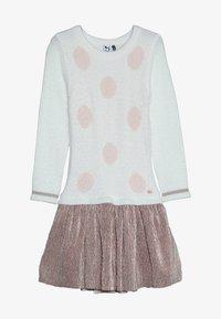 3 Pommes - DRESS - Jerseykleid - old pink - 2