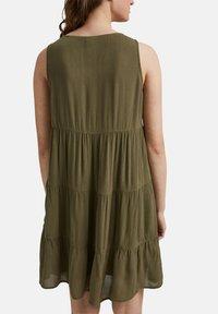 edc by Esprit - Day dress - khaki green - 4