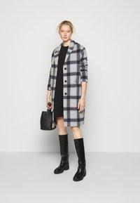 Repeat - DRESS - Jumper dress - dark grey - 1