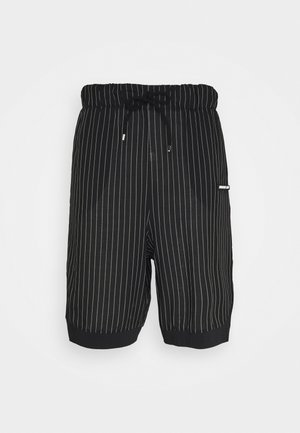 STRIPED - Shorts - black
