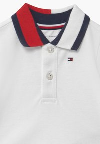 Tommy Hilfiger - BABY - Polo shirt - white - 2
