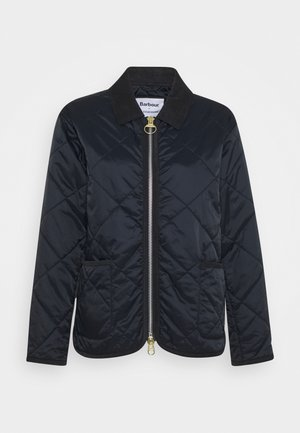 ALEXA CHUNG QUILTY QUILT - Light jacket - navy