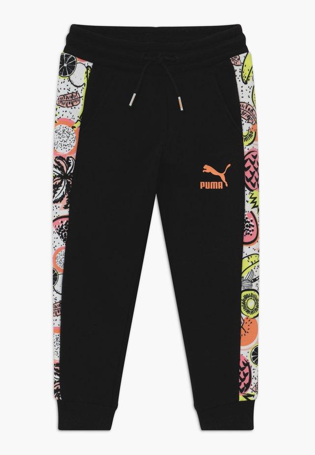 CLASSICS FRUIT - Pantalon de survêtement - black