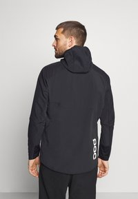POC - GUARDIAN AIR JACKET - Windbreaker - uranium black - 2