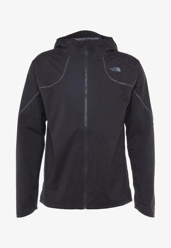 M FLIGHT FUTURELIGHT JACKET - Hardshell jacket - black