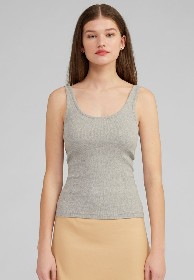 MARISOL - Top - grey