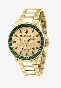Maserati - Watch - gold - 1