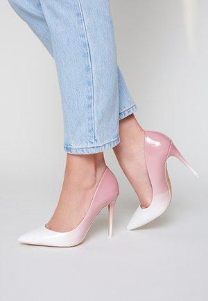 STESSY - Decolleté - pink