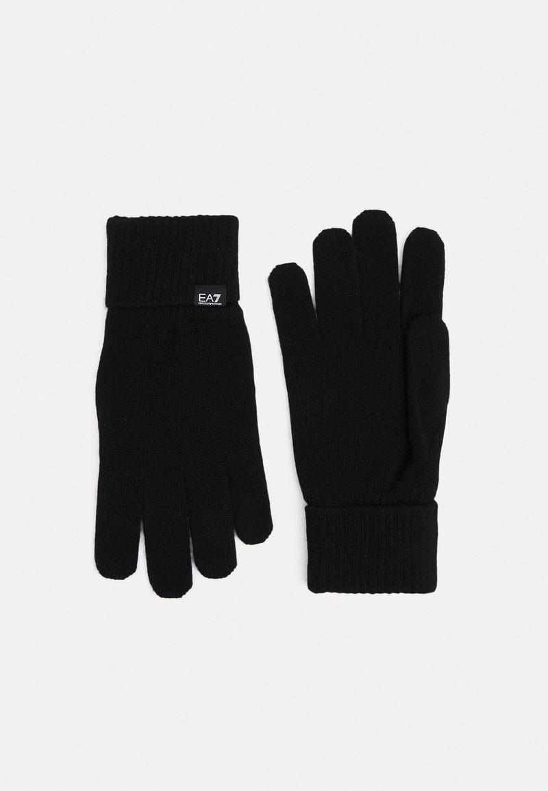 EA7 Emporio Armani - UNISEX - Gloves - black