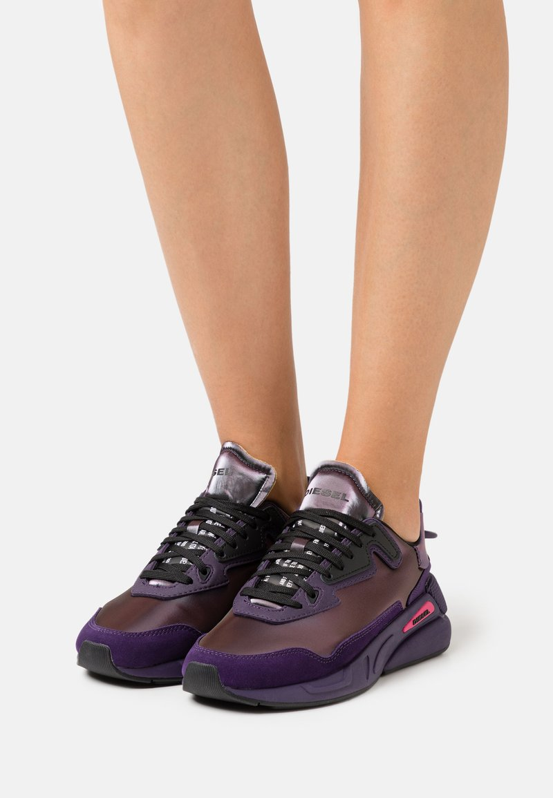 Diesel - S-SERENDIPITY LC W - Trainers - violet