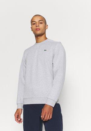 Sweatshirt - silver chine/elephant grey