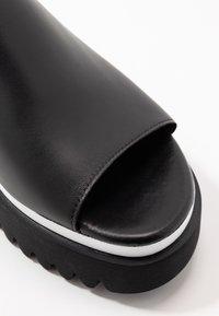 Gabor - Heeled mules - schwarz - 2