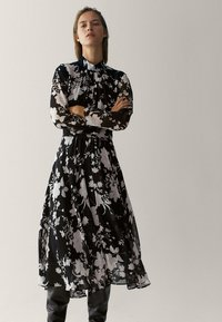 Massimo Dutti - Day dress - black - 0