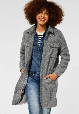 LÄSSIGES - Classic coat - grau
