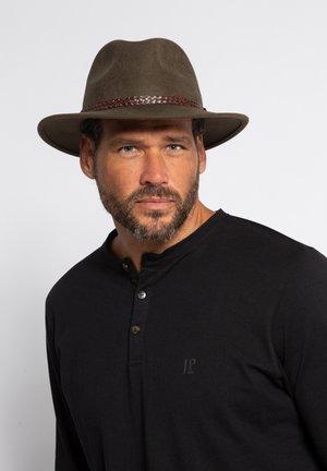 Hat - oliv