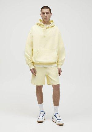 Hættetrøjer - yellow