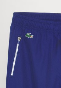 Lacoste Sport - TENNIS TRACKSUIT UNISEX - Tracksuit - cosmic/white/greenfinch/black - 3