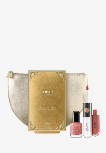 A HOLIDAY FABLE ALL IS BRIGHT LONGWEAR KIT - Makeup set - 01 everyday look