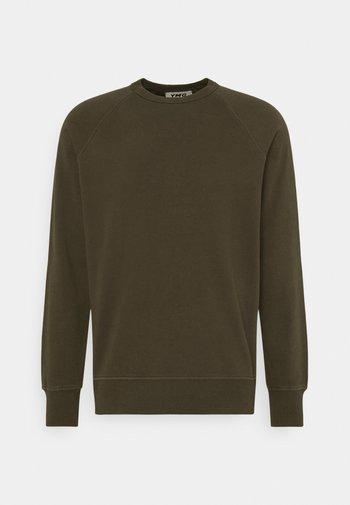 SCHRANK RAGLAN - Sweatshirt - dark olive