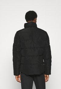 TOM TAILOR DENIM - HEAVY PUFFER JACKET - Winter jacket - black - 3