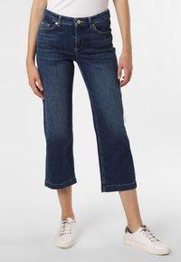 MAC - RICH - Bootcut jeans - medium stone - 0