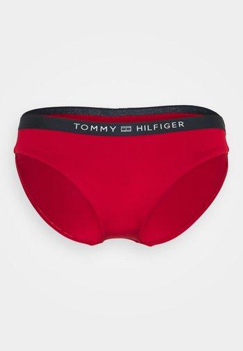 CORE SOLID CLASSIC - Bikini bottoms - primary red