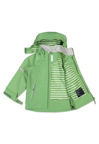 Polarn O. Pyret - Waterproof jacket - green - 2