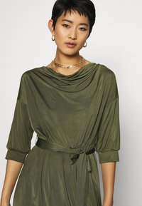Anna Field - Shift dress - khaki - 3